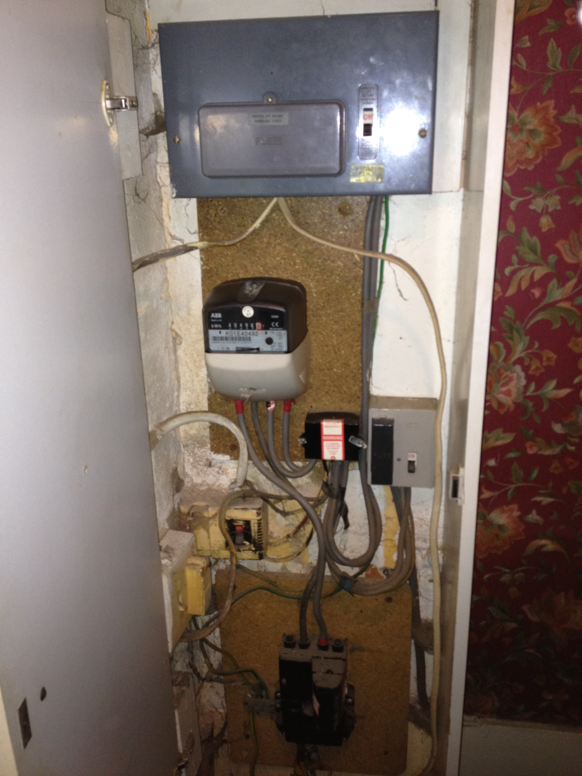 The Wiring Is As Follows